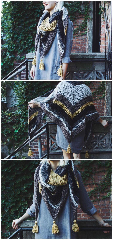 Mejores 37 imágenes de knitting en Pinterest | Patrones de punto ...