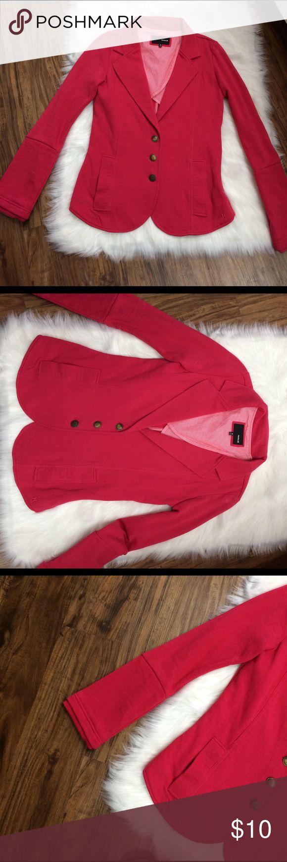 Hurley Blazer Brand New - flared sleeves - no trades Hurley Jackets & Coats Blazers