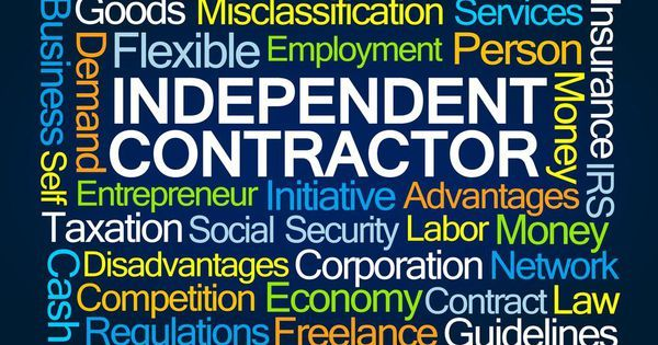 How To Be Eligible For Independent Contractor Tax Status Health