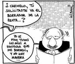 ¿Habéis pedido todos vuestro borrador a Hacienda? #humor ¡Buenas tardes!