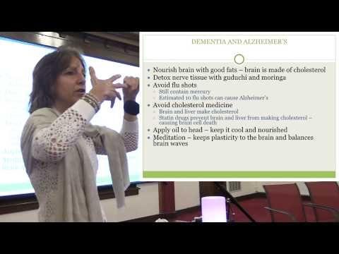Dr. Teitelbaum presentation on Ayurveda • July 11, 2014, Fairfield, Iowa - YouTube