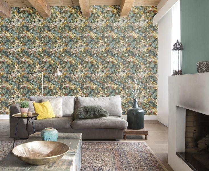 Die besten 25+ Toiletten tapete Ideen auf Pinterest Tapete - grandiose und romantische interieur design ideen