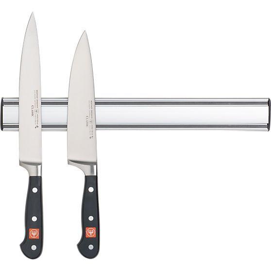 Wüsthof ® Aluminum Magnetic Knife Holder