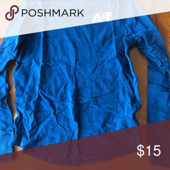 Abercrombie Men's Long Sleeve Shirt Abercrombie Men's Long Sleeve Shirt Abercrombie & Fitch Shirts Tees - Short Sleeve