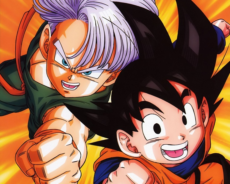 Future Goten And Trunks 19 best images ...