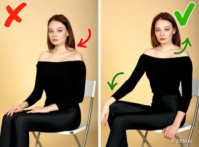 Molte persone credono erroneamente che il lavoro delle modelle professioniste si riduce a guardare l'obbiettivo della fotocamera. In realtà non basta avere