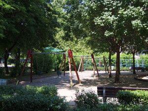 Szent István Park - najpiękniejszy park w Budapeszcie - Turkusowa Kropka #budapest #szentistvanpark