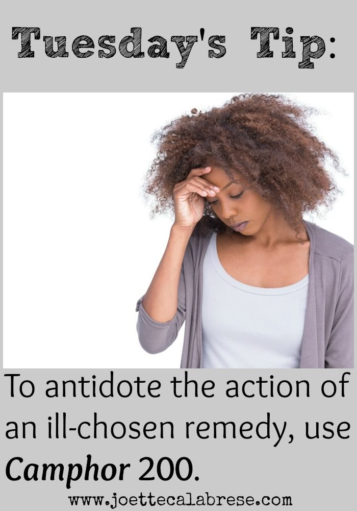 In this week's blog, I discuss how to easily handle aggravations from homeopathic remedies that are ill-chosen. Follow the links below for more information.  ~joettecalabrese.com