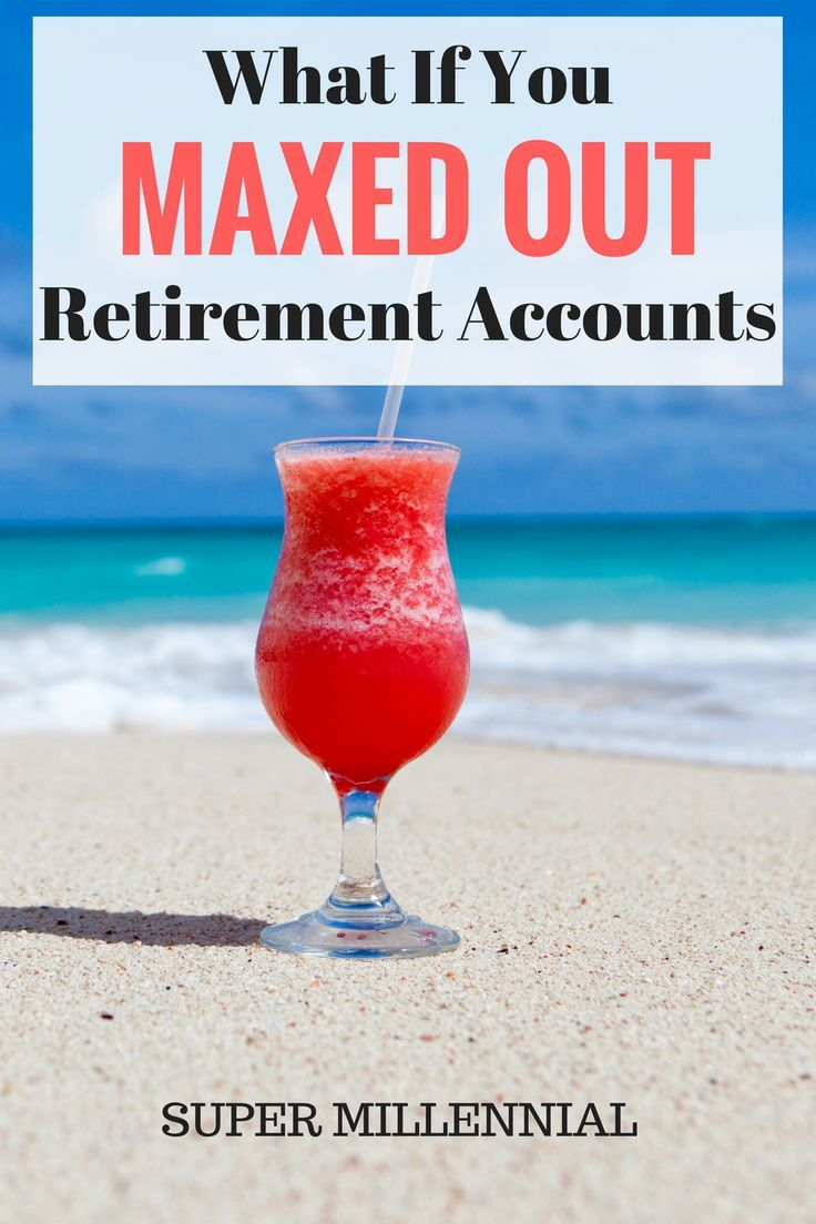Want to retire rich? Max out your 401K and Roth IRA and you will worth nearly 4 million dollars with compound interest!