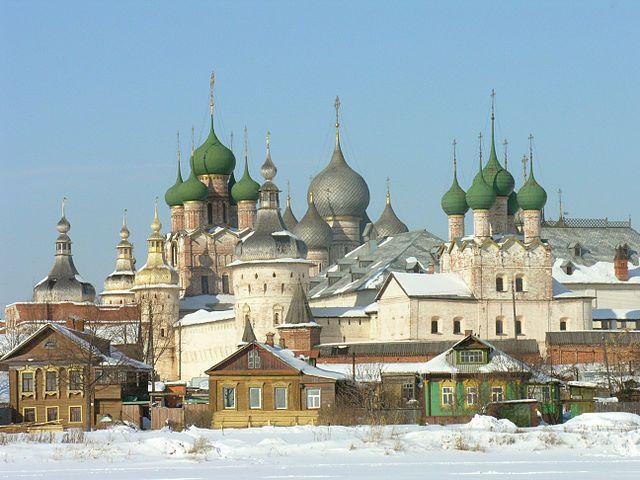 Rostov Veliki — Wikipédia