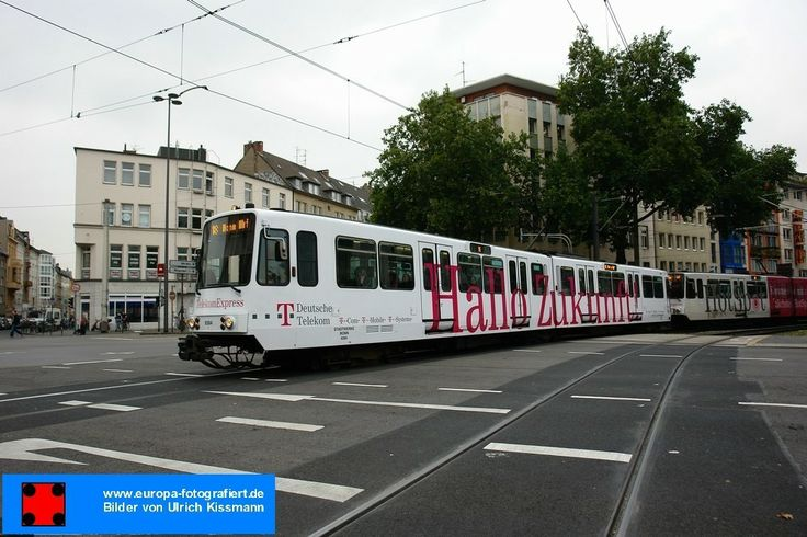 9364 Köln Barbarossaplatz 13.10.2006 - Telekom-Express