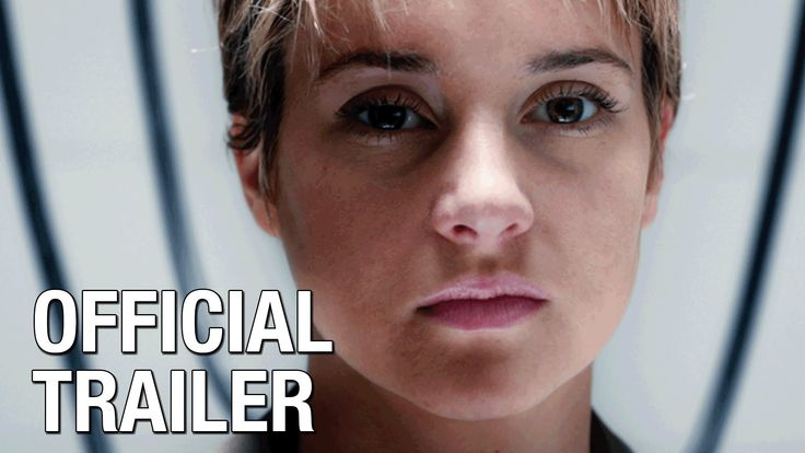 She is the one… Expect the unexpected in the mind-blowing new Insurgent trailer! Tickets go on sale 2/25.