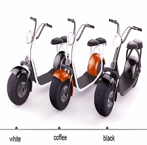 ELECYCLE EM-32 ELECTRIC MOPED SCOOTER