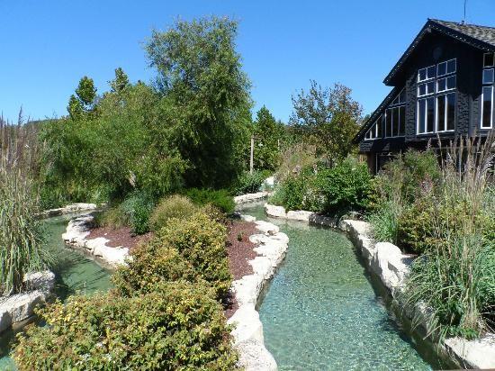 Big Cedar Lodge: The Lazy River ( Ridgedale, MO)