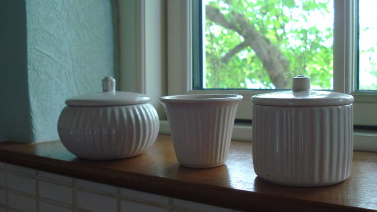 L. Hjorth keramik, Bornholm