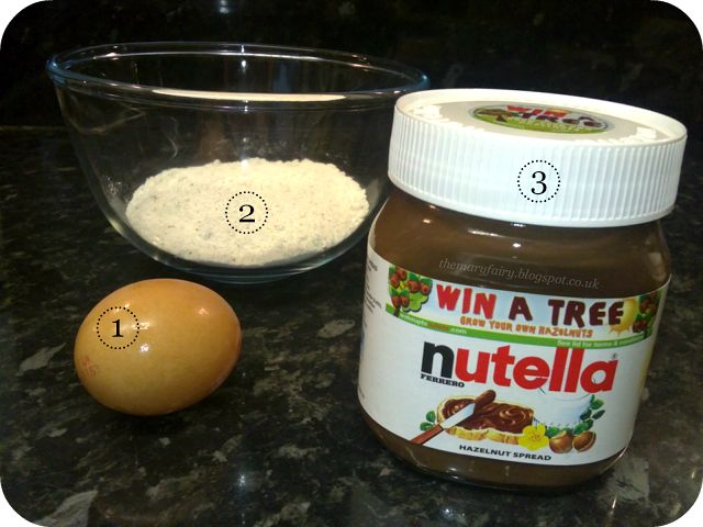 Easy 3 Ingredient Nutella Brownies Recipe ♥dont do it! I regret knowing this. My diet has died.