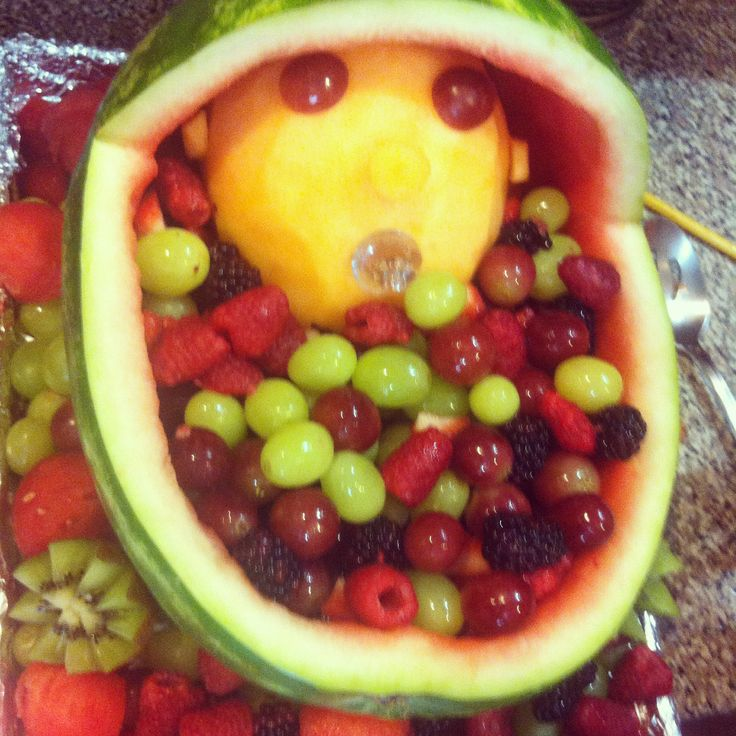 baby fruit salad, sooo yummy, refreashing and easy to do.. everyone will love this.