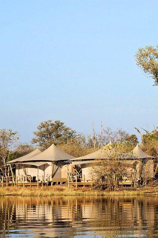 DumaTau Camp - Linyati Wildlife Reserve, Botswana