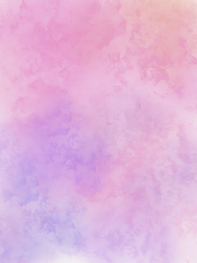 2020 的 Pink Purple Gradient Ink Watercolor Background 主题