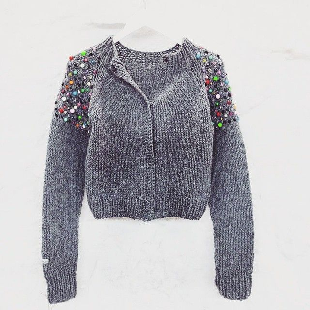Steinum Knitwear. Cardigan for mommy. Gorgeous!