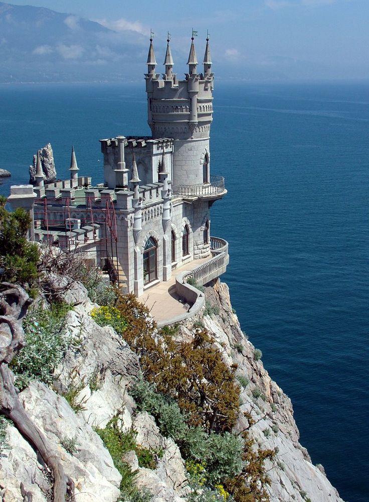 Krym Ласточкино гнездо