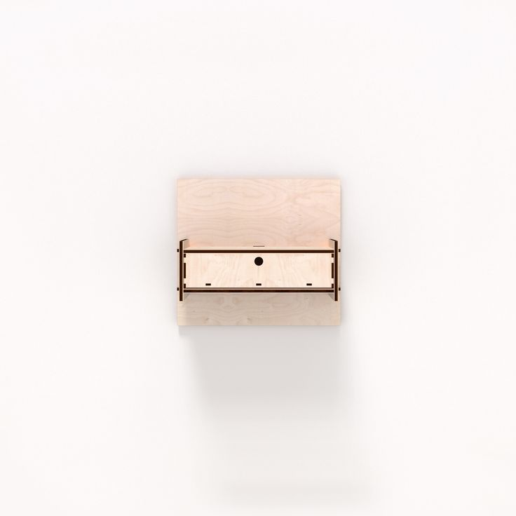 Hanging side table by TOTEM