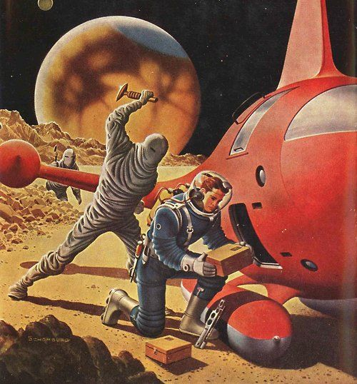 10 Cool Sci Fi Retro Artworks: 54 Best Meteorite Images On Pinterest