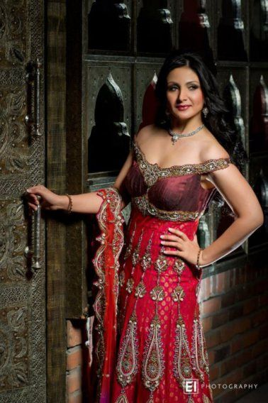 Indian Bridal Dresses Latest Collections For GIRlS (6)