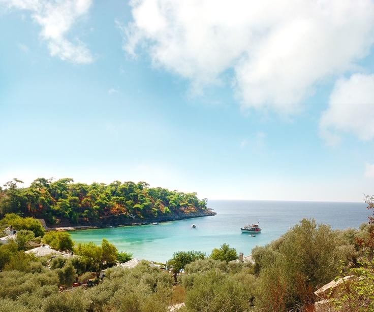 Thassos Island Greece