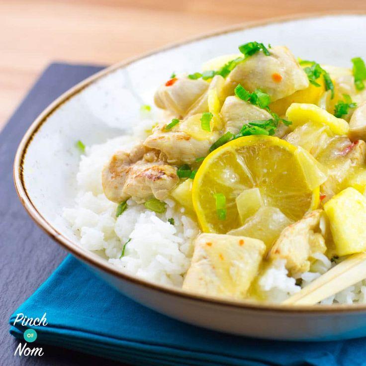 Syn Free Lemon Chicken