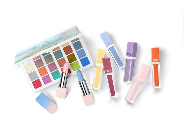 Sephora Pantone Universe 2016 Color of the Year Makeup Collection Coming Soon! | http://www.musingsofamuse.com/2015/12/sephora-pantone-universe-2016-color-of-the-year-makeup.html