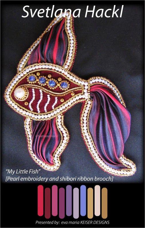 Artisan Colorway Series: Svetlana Hackl Facebook Page link: https://www.facebook.com/svetlana.hackl?fref=nf