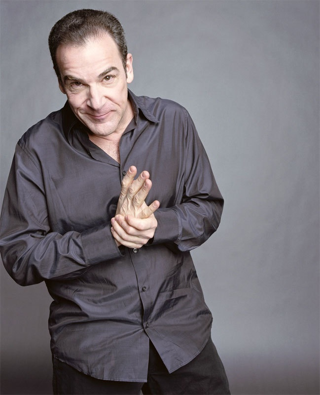 Mandy Patinkin AKA Jason Gideon.