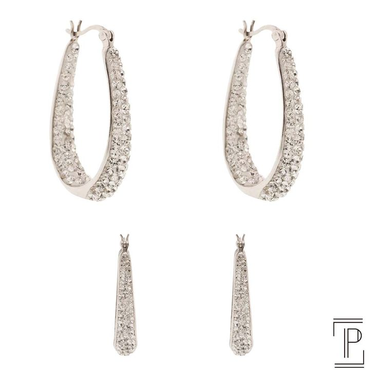 Jewelry brinco argola strass