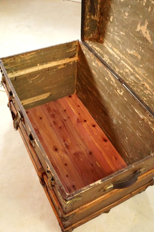 how to make a diy tickle trunk