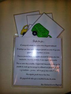 Apprendre la grammaire avec des jeux de cartes - RETZ
