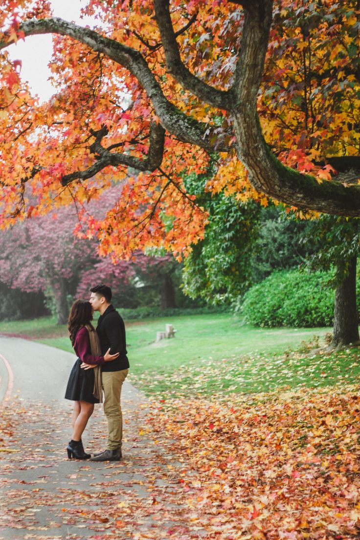 Fall Engagement Shoot  © RenessaLeneahPhotography