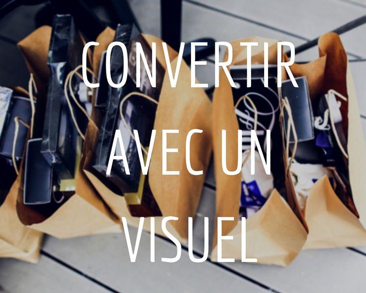 Convertir grâce au #visuel: l'image comme parfaite arme de #séduction. Choisir des formats de visuels percutants pour provoquer des actions positives qui débouchent sur l'achat. #webmarketing #vente #conversion #contenu #marketing