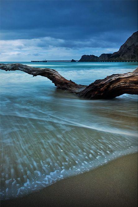 Tolaga Bay, North Island, New Zealand