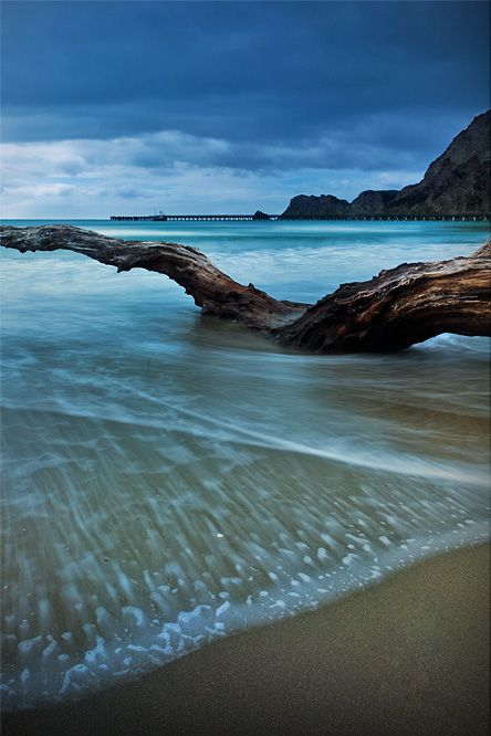 One of my favorite places in New Zealand - Tolaga Bay