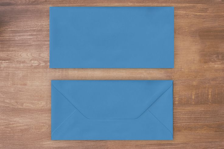 Blue Invitation Style DL Envelope   100GSM Essential Addition to an invitation Card  Envelope Size: DL 220mm X 110mm   *Note: The envelope colours are for guidance only. Colours displayed on the web may differ from screen to screen due to screen resoloution, colour and brighteness.   Approximately 46.5% of this envelope sale goes to Charity Charity Org: Acceptable Enterprise (Larne) Ltd http://www.acceptableenterprises.co.uk    Blue