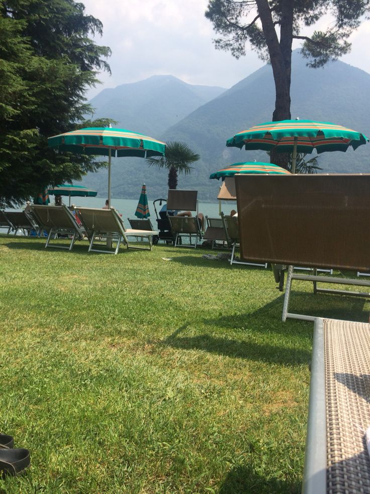 Lake Lugano Italy