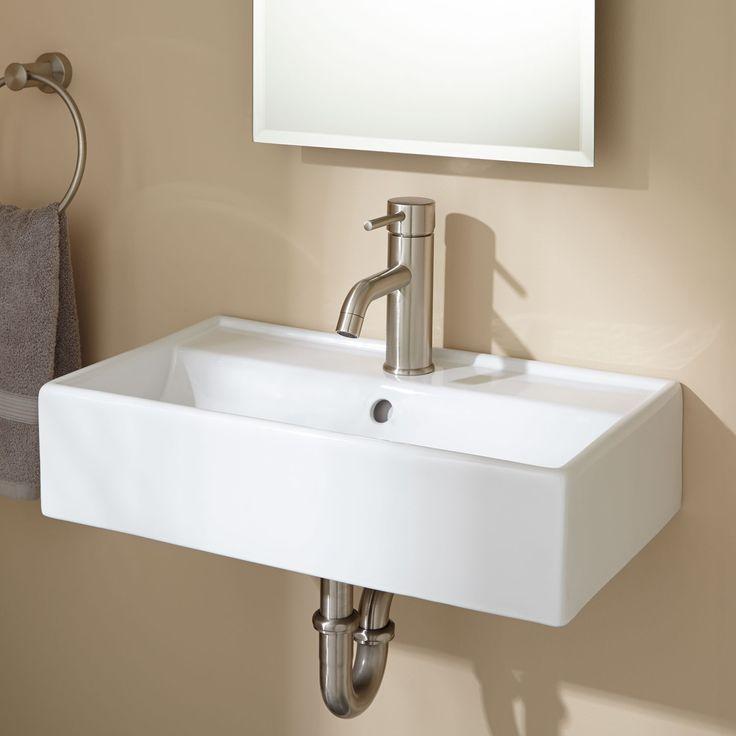 Magali Wall-Mount Bathroom Sink