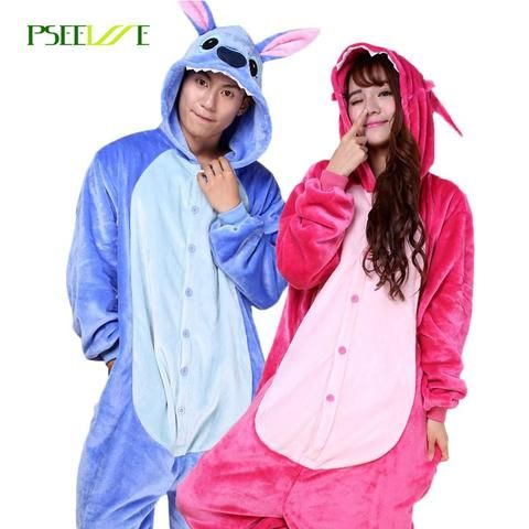 a7663b9324 Stitch pajamas Child animal pajamas for adults Girls home clothing onesies  for adults sleepwear female suit home women homewear