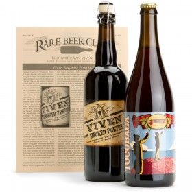 The Rare Beer Club - 2 Bottles Every month.  Beer of the month gift. Rod.