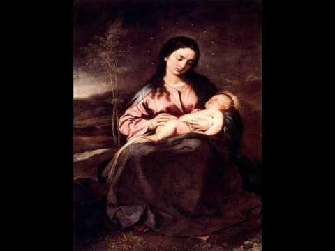 """JS Bach - Weihnachts-Oratorium/3: Alt aria """"Schliesse, mein Herze"""""""