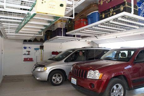 Best 25 garage ceiling storage ideas on pinterest diy for Garage market cars montpellier