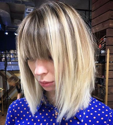 25+ Top Hairstyles for Bob Haircuts With Bangs