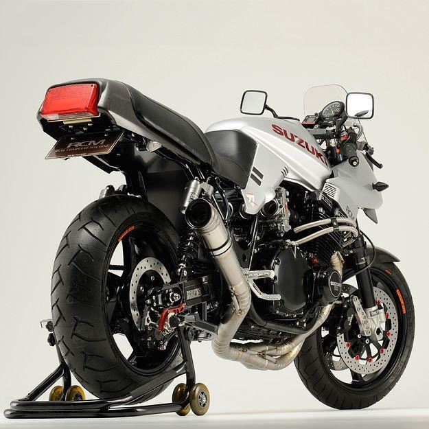 Suzuki Katana by AC Sanctuary | Bike EXIF