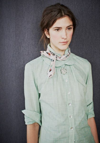 Shearwater Shirt #ethicalfashion #timelessstyle